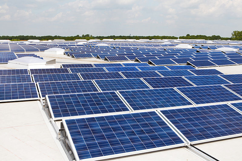 Top 5 Benefits of a Home Solar Panel Installation